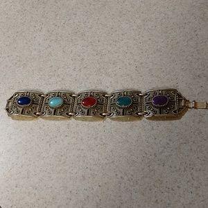 Sarah Coventry 1972 Granada bracelet, Vintage